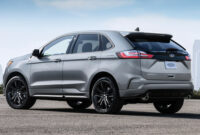 prices 2022 ford edge