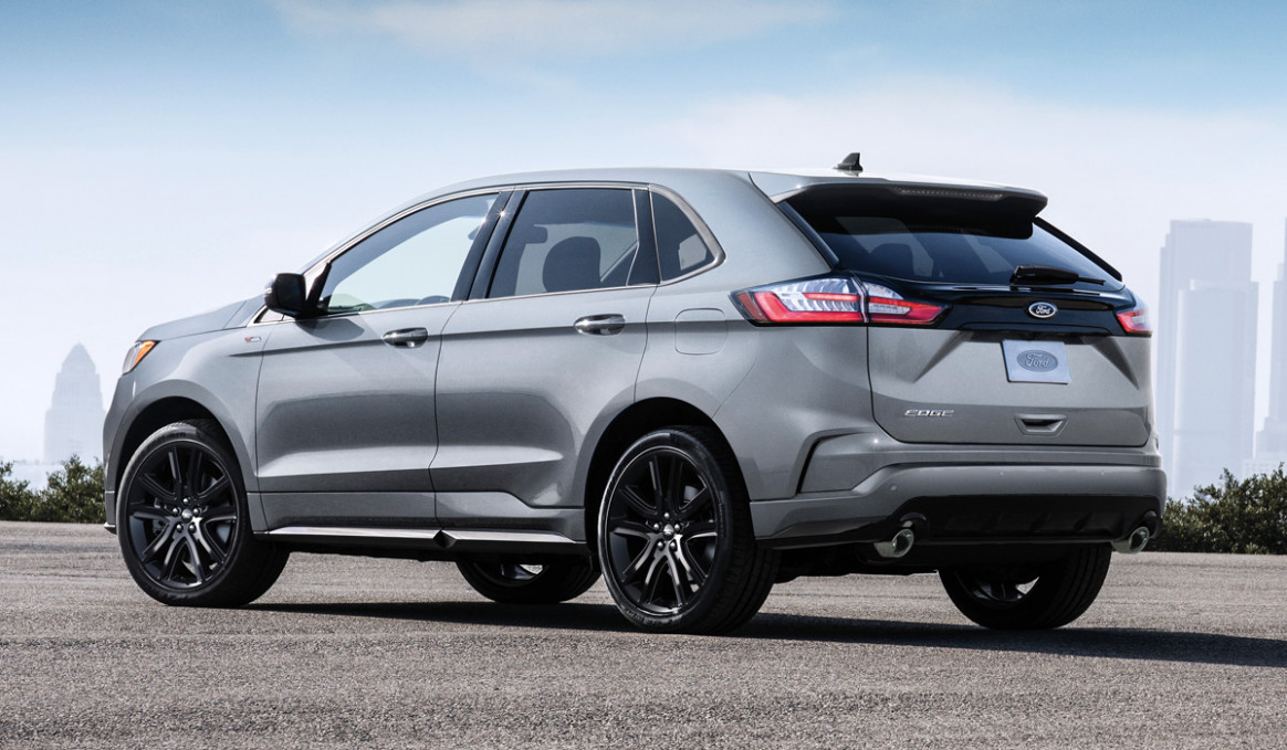Review 2022 Ford Edge