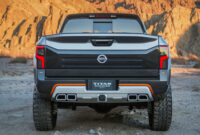 Release Date and Concept 2022 Nissan Titan Warrior