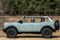 prices ford bronco 2022 price