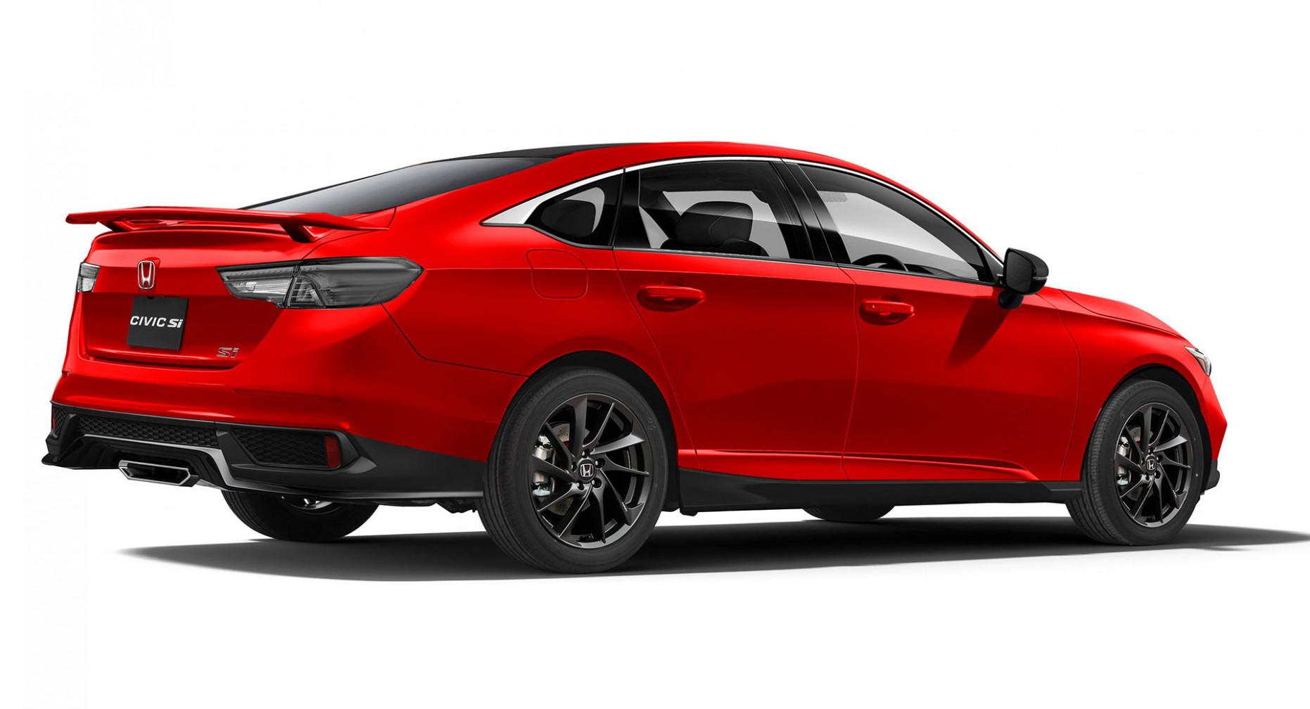 New Review Honda Si 2022