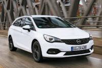Prices Opel Astra K Sports Tourer 2022