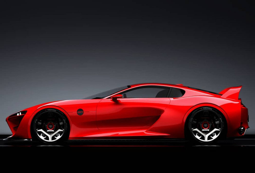 Price, Design and Review Pictures Of The 2022 Toyota Supra