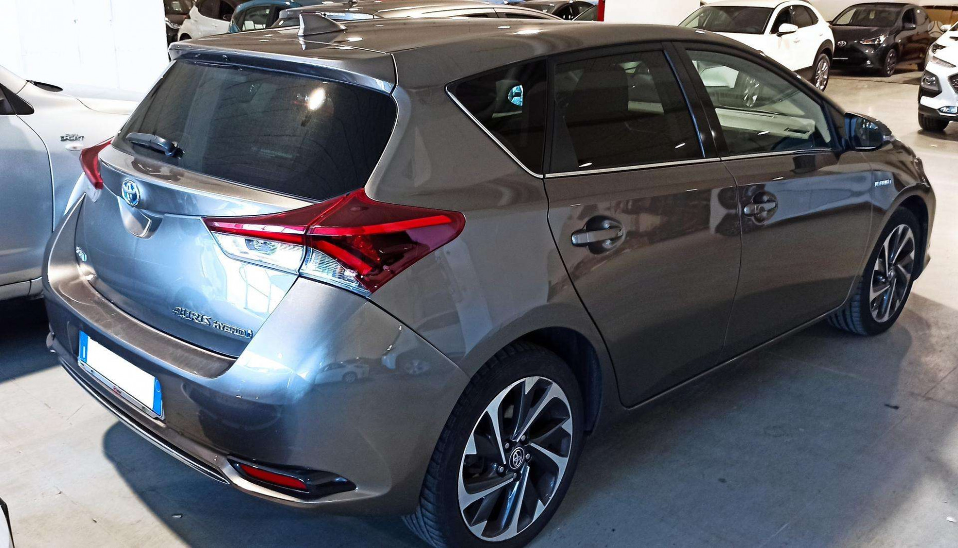 Overview Toyota Auris 2022