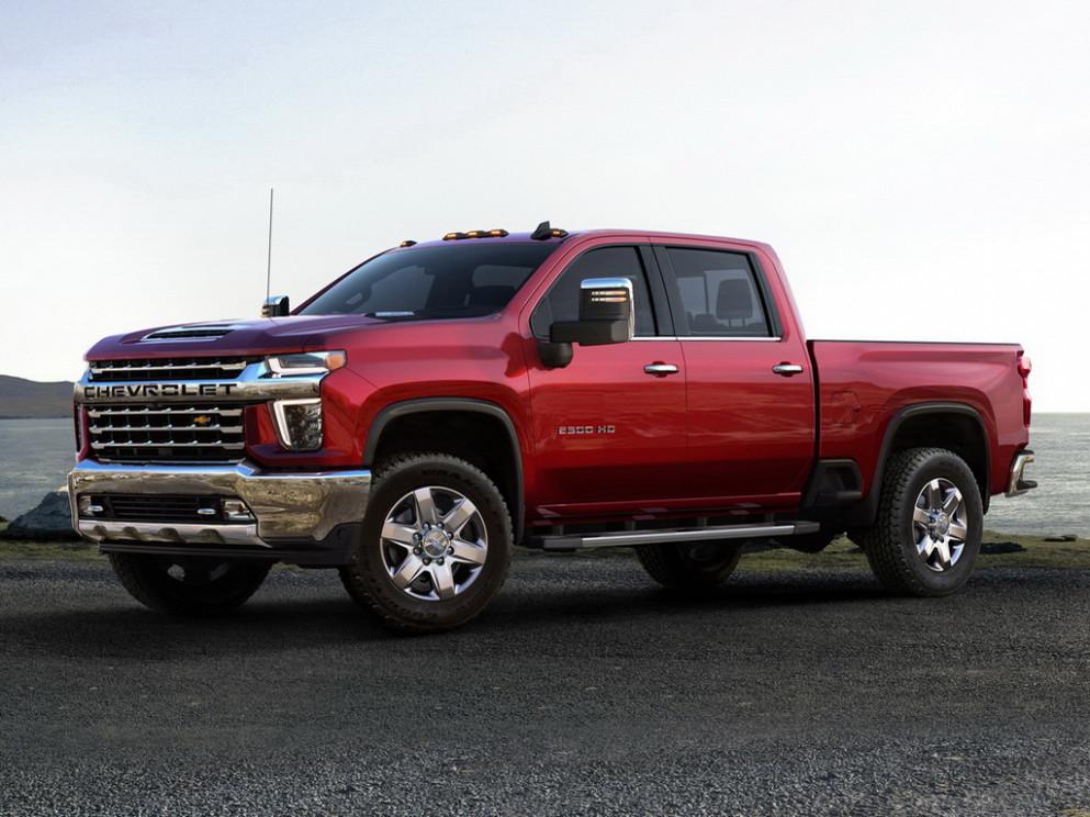 Pricing 2022 Chevrolet K2500