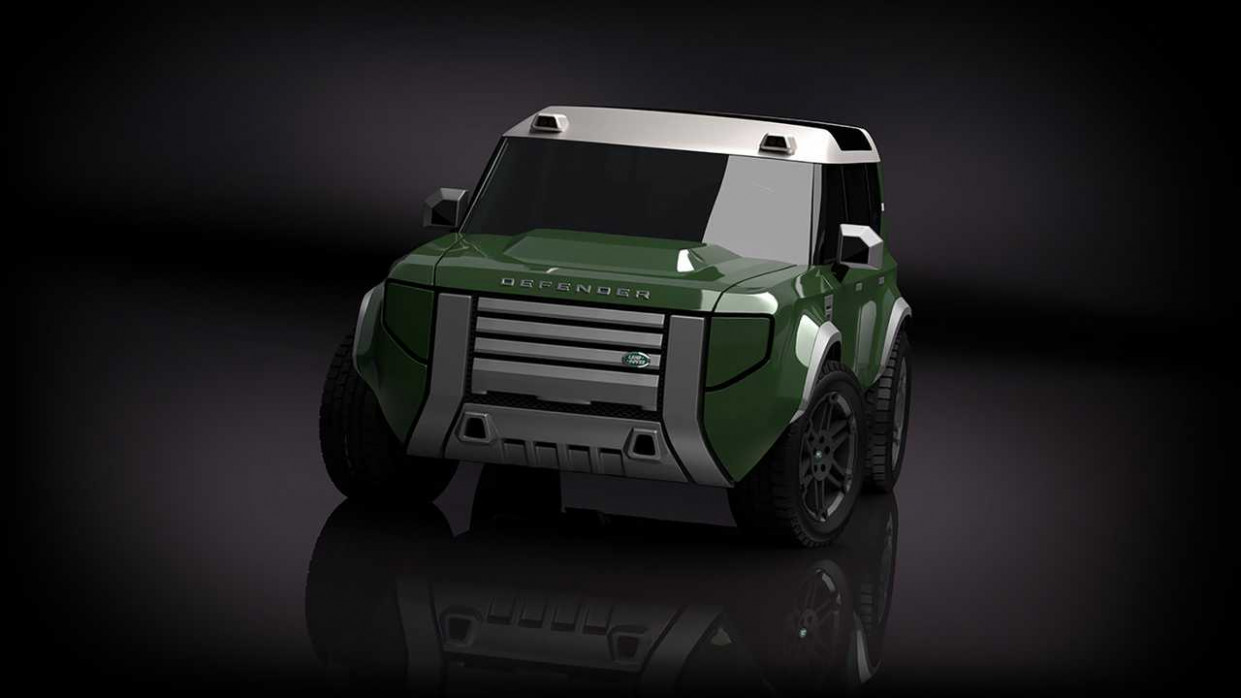 Ratings 2022 Land Rover Defender