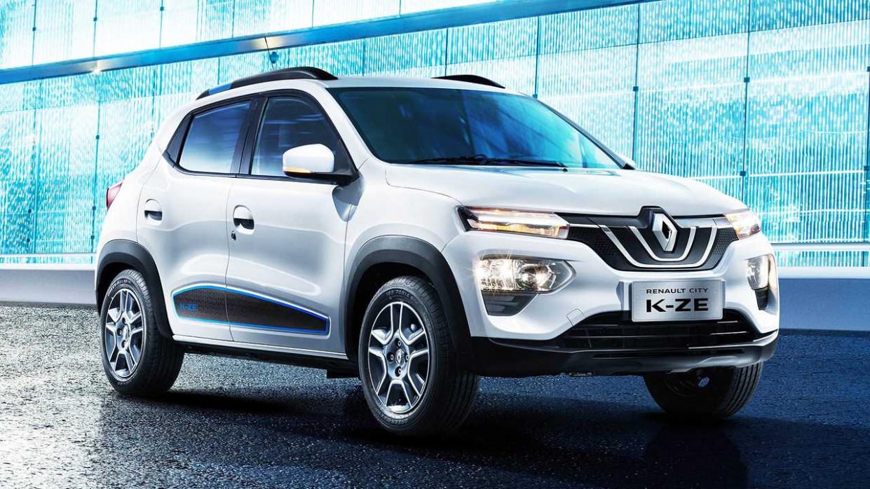 Spesification 2022 Renault Kwid