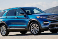 pricing ford everest 2022