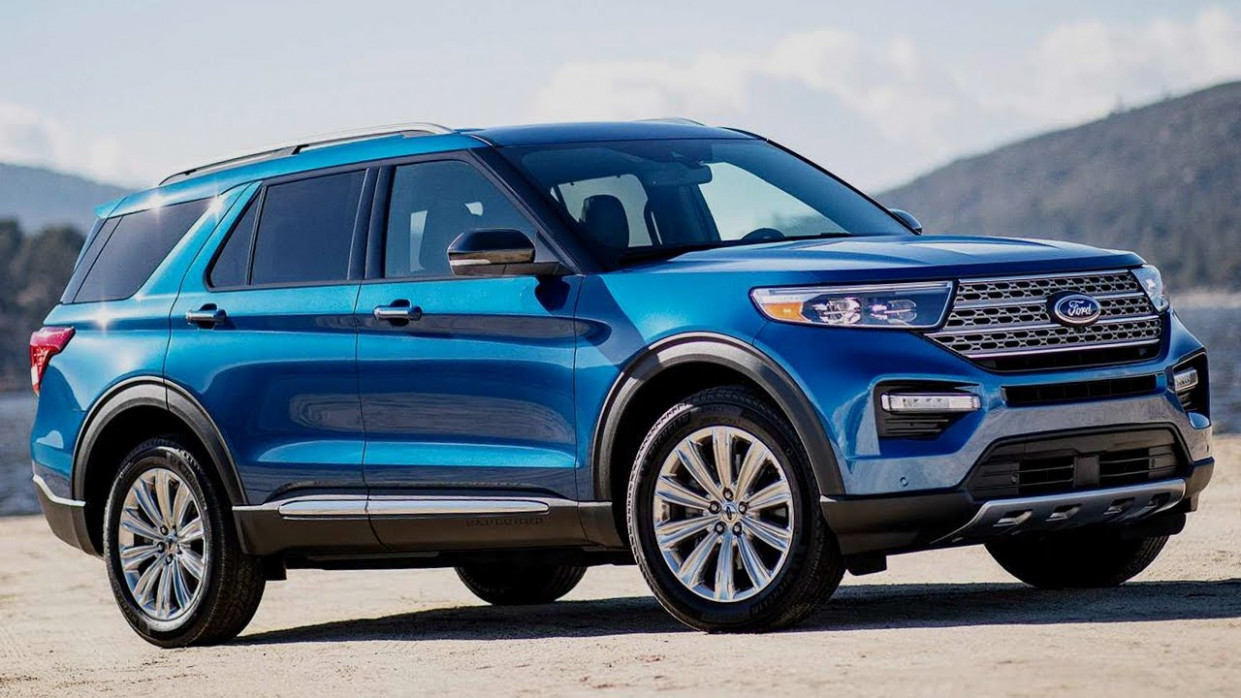 Redesign and Review Ford Everest 2022