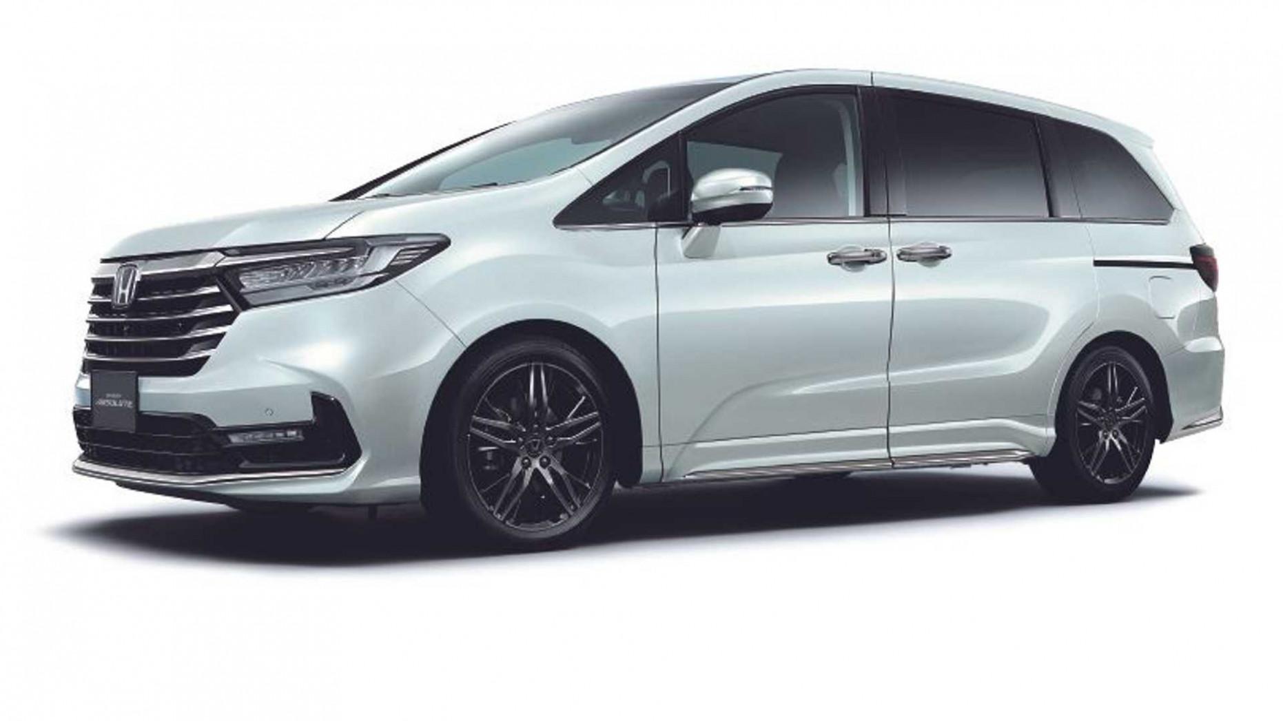 Picture Honda Odyssey 2022 Japan