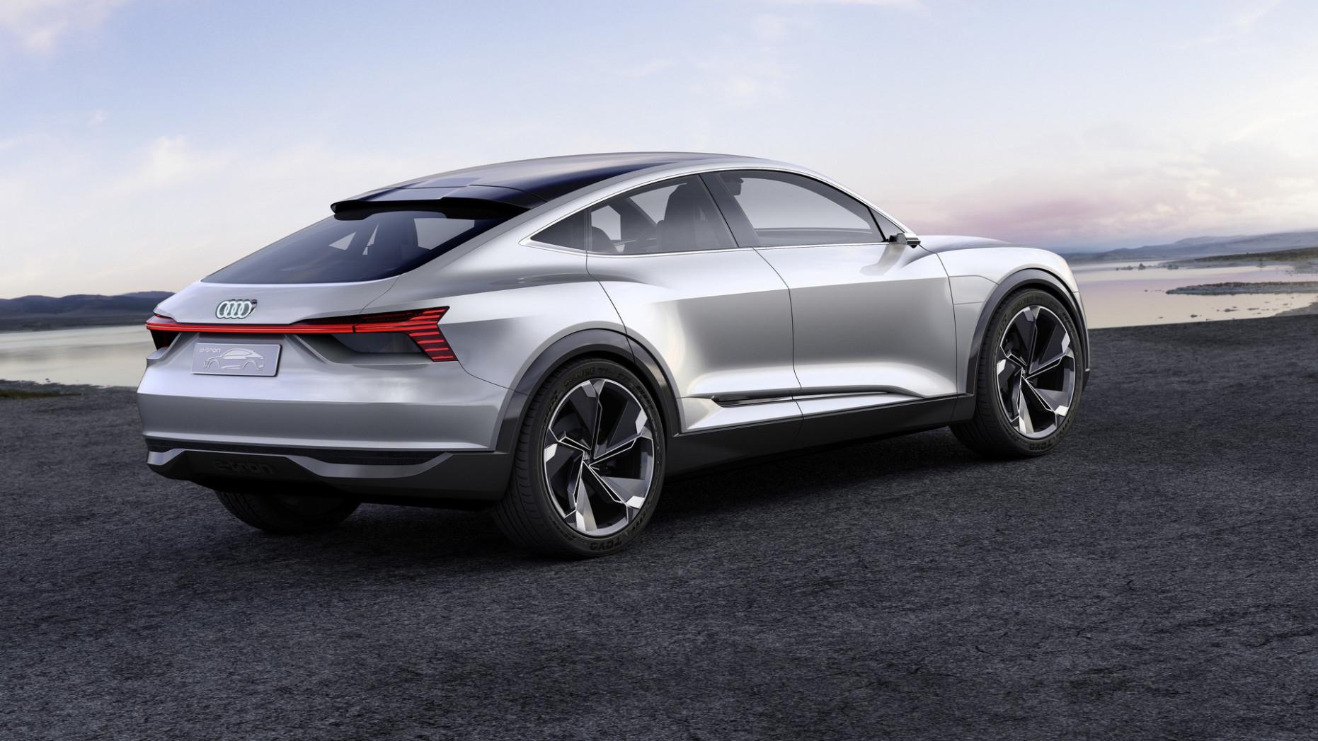 Spesification 2022 Audi E Tron Suv