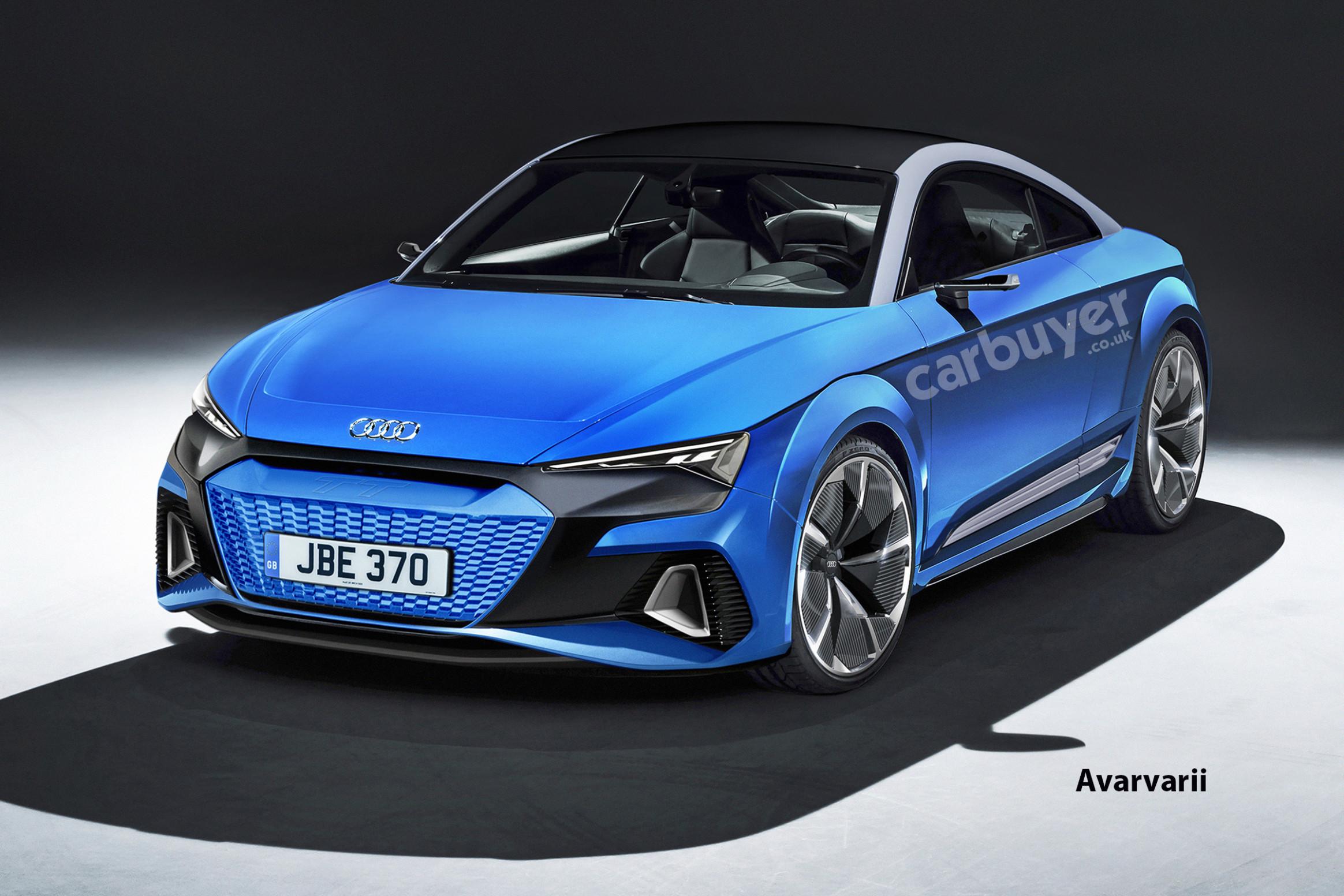 Configurations 2022 Audi TTS