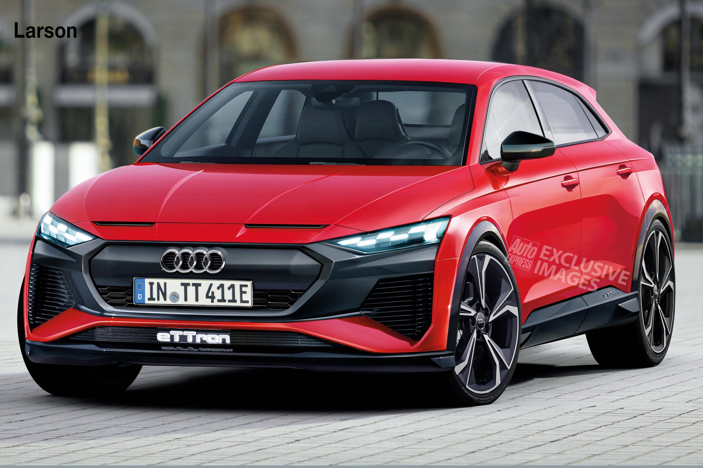 Release Date 2022 Audi TTS