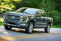 ratings 2022 ford f 150