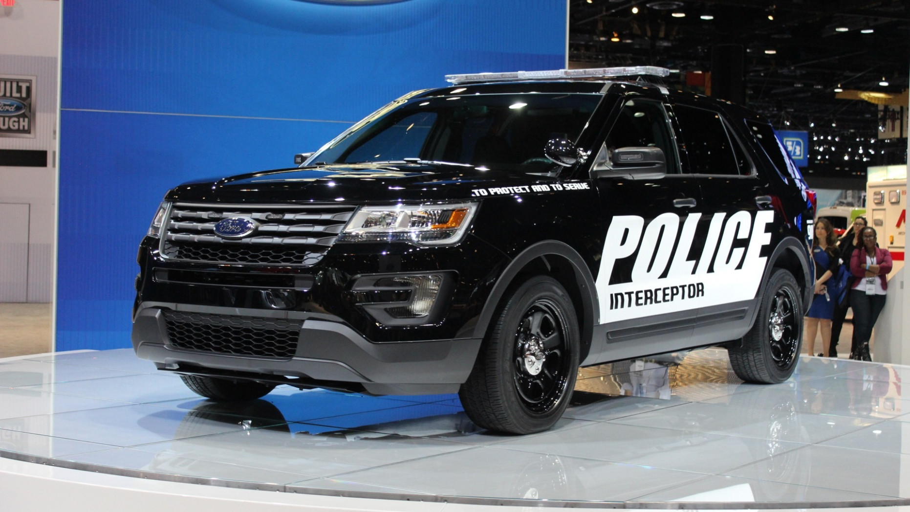 Performance and New Engine 2022 Ford Police Interceptor Utility Specs
