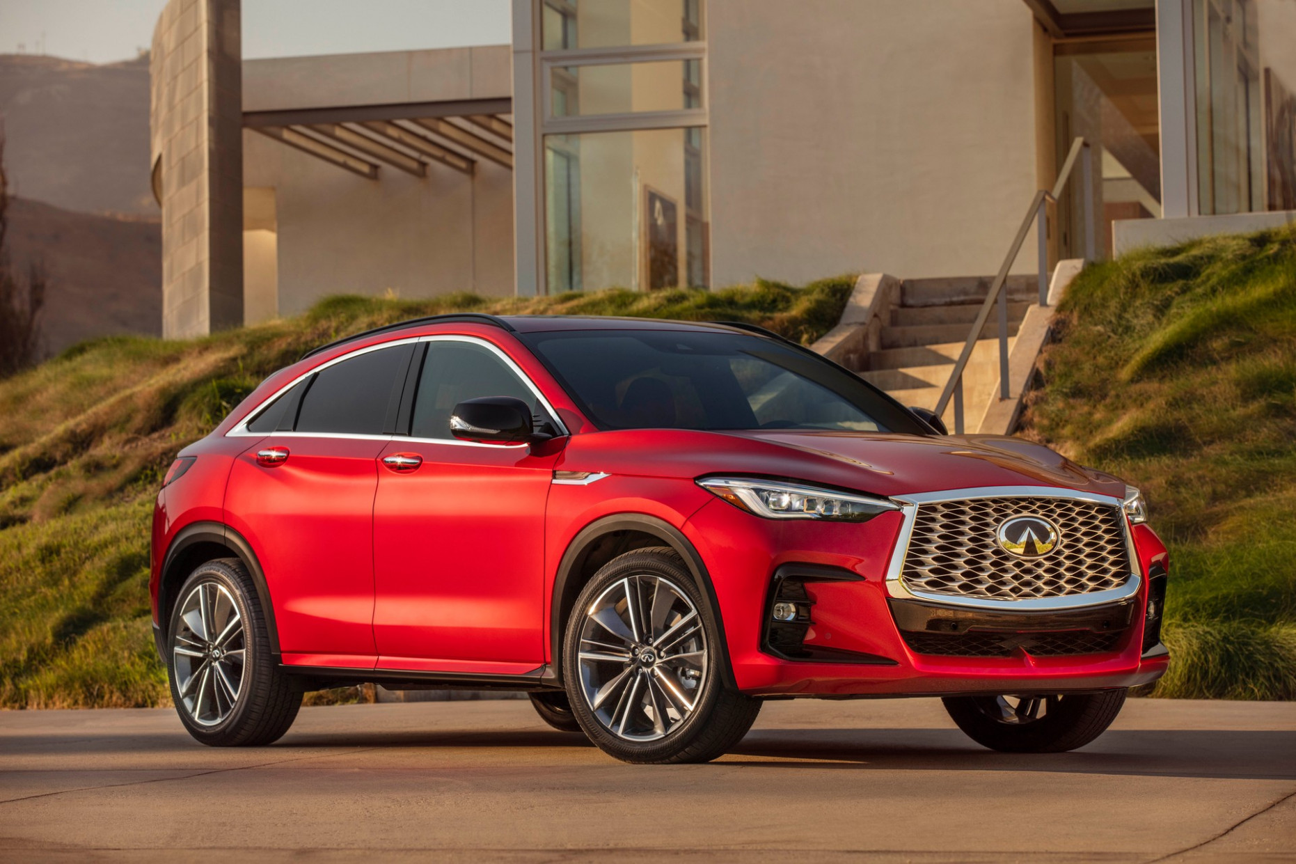 Redesign and Concept 2022 Infiniti QX50