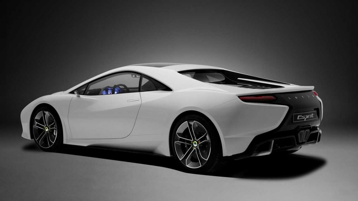 Price, Design and Review 2022 Lotus Esprit