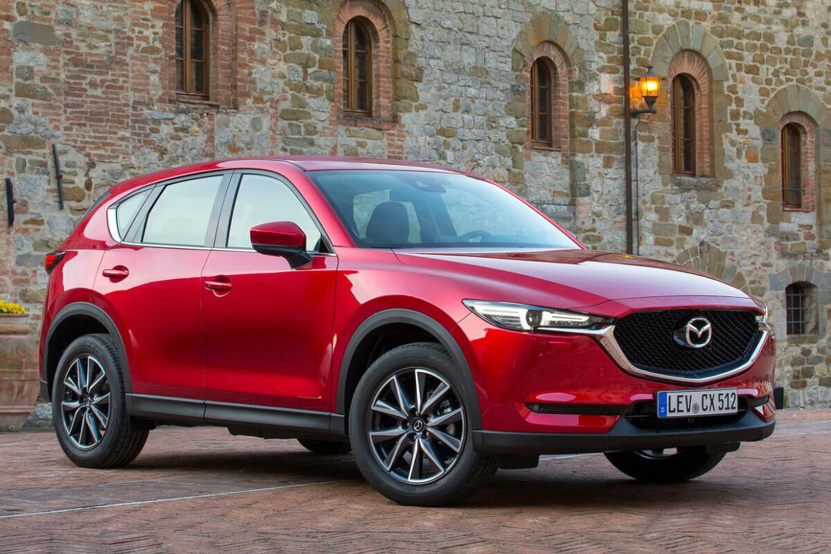 Interior 2022 Mazda Cx 5