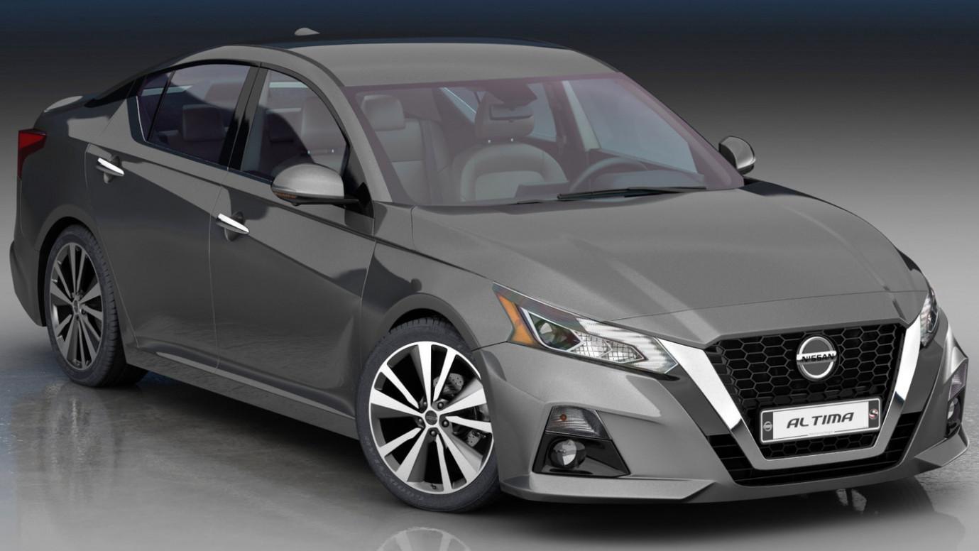 Images 2022 Nissan Altima Interior