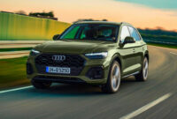 Concept and Review Audi Facelift 2022