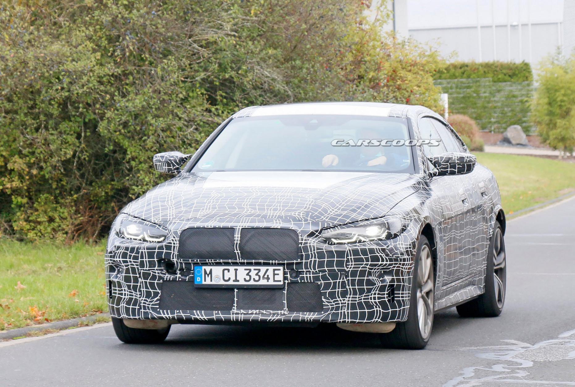 Performance BMW I4 2022