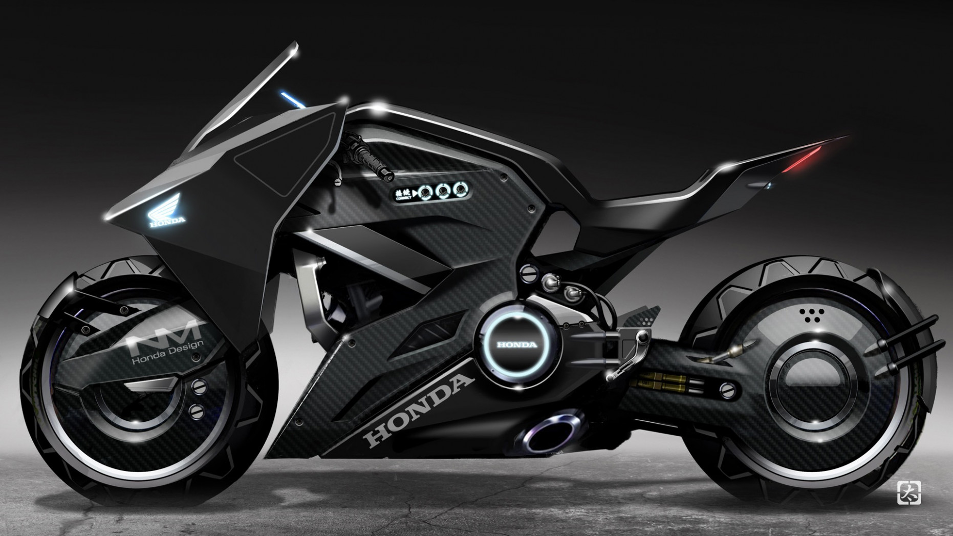 Redesign and Review Honda Motorcycles New Models 2022