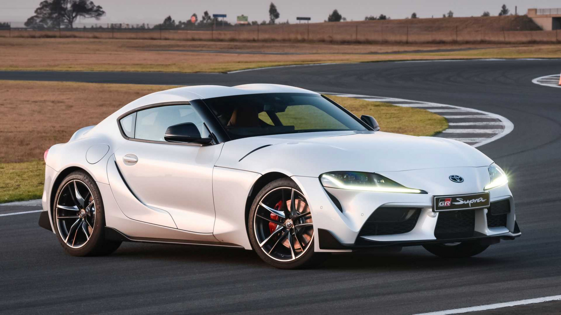 History Pictures Of The 2022 Toyota Supra