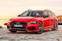 Redesign 2022 Audi Rs4 Usa