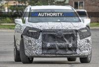 Pictures 2022 Buick Enclave Spy Photos