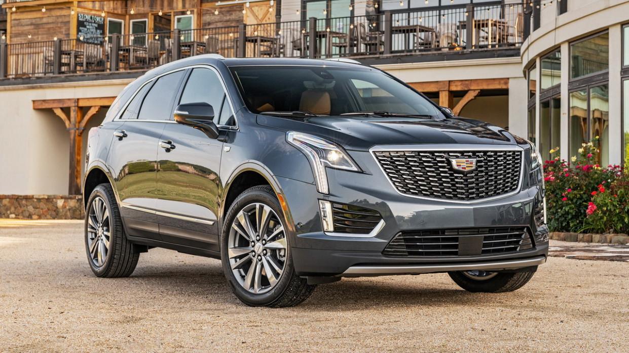 Performance 2022 Cadillac Xt5 Interior