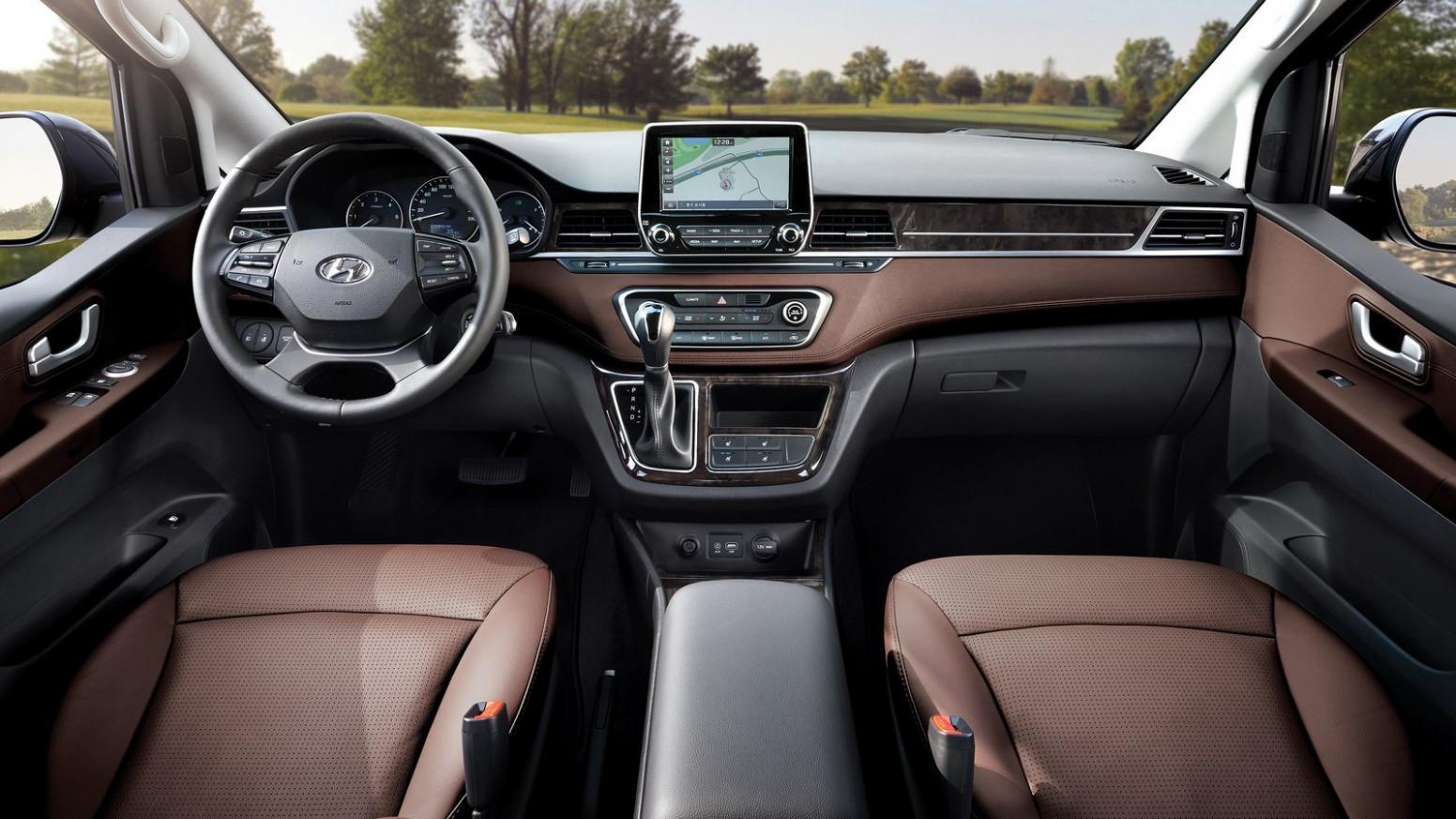 Price, Design and Review 2022 Hyundai Starex