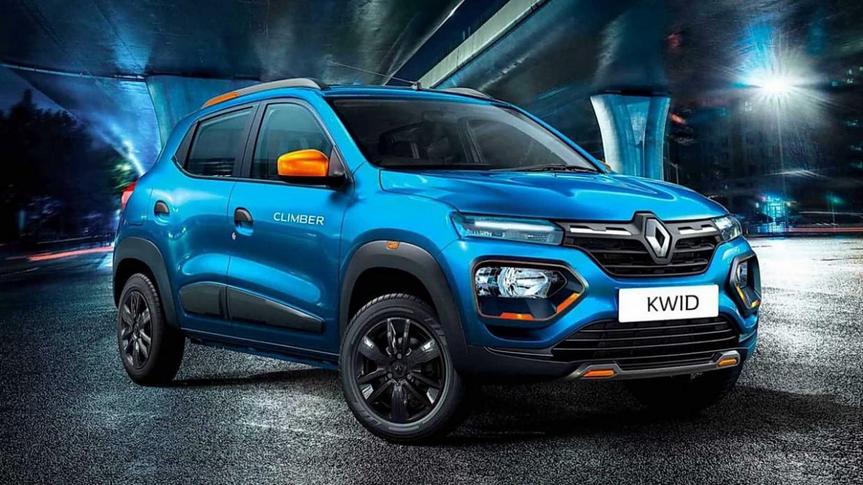 Exterior 2022 Renault Kwid