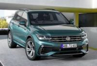 Release 2022 Volkswagen Tiguan