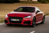 Redesign And Concept 2022 Audi Tts