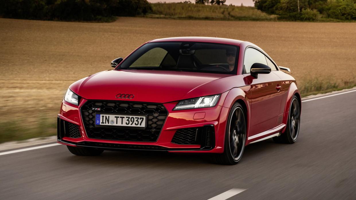 Images 2022 Audi TTS