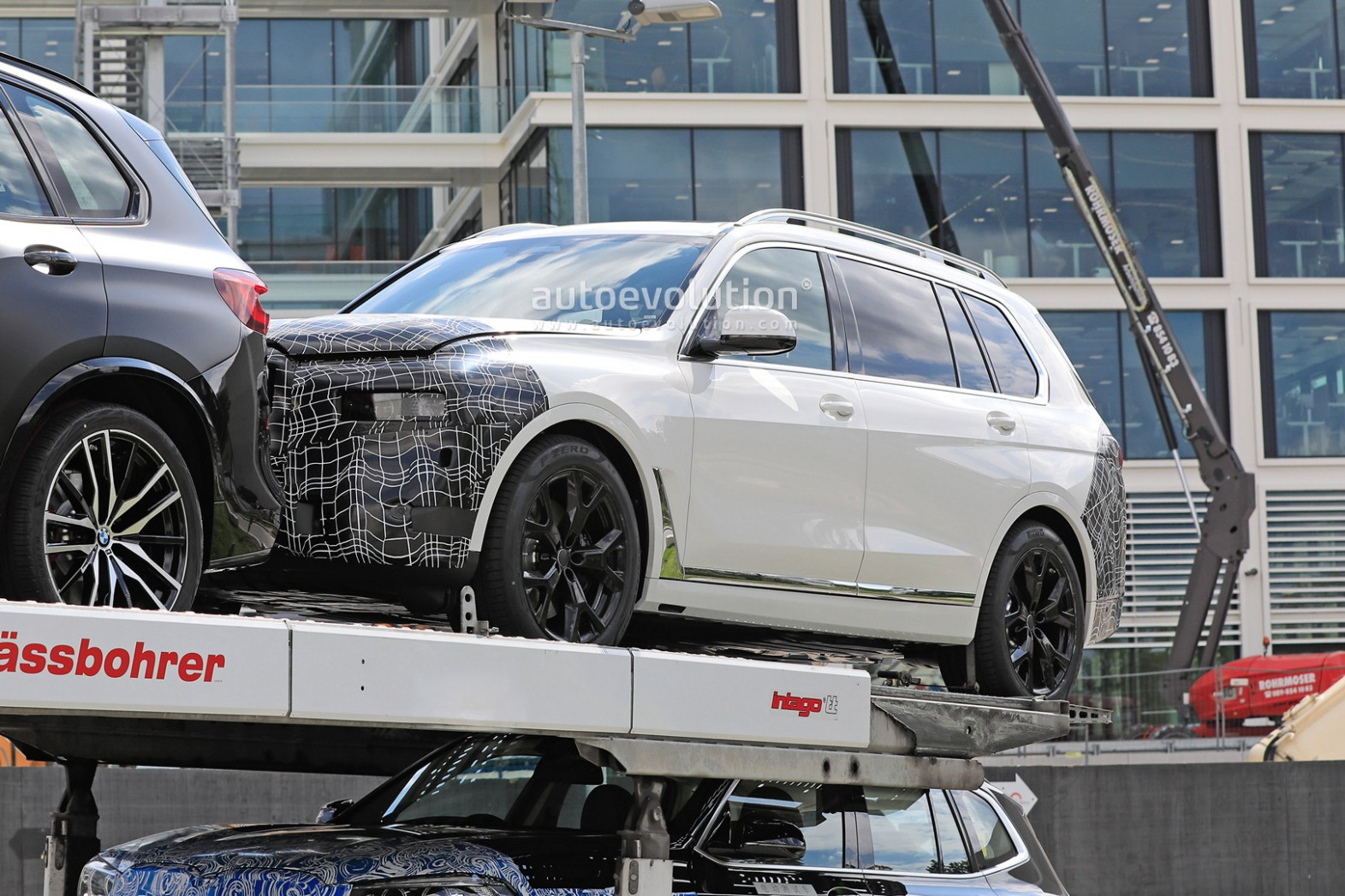 New Model and Performance 2022 BMW X7 Suv Series