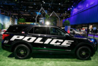 redesign and concept 2022 ford police interceptor utility specs