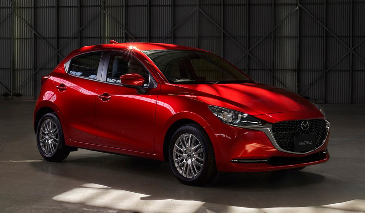 Ratings 2022 Mazda 2