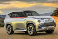 Concept and Review 2022 Mitsubishi Montero