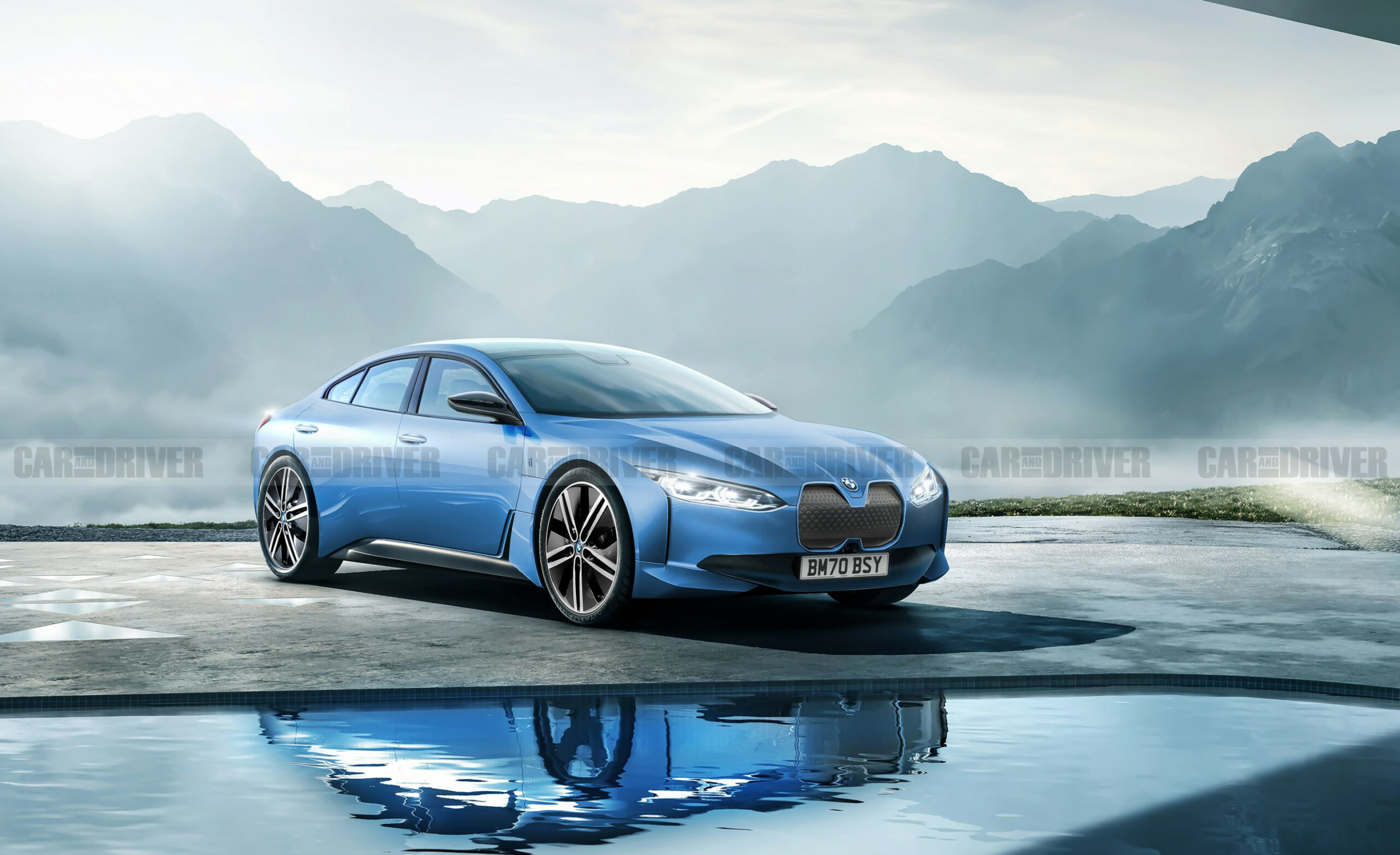 Price and Release date BMW I4 2022