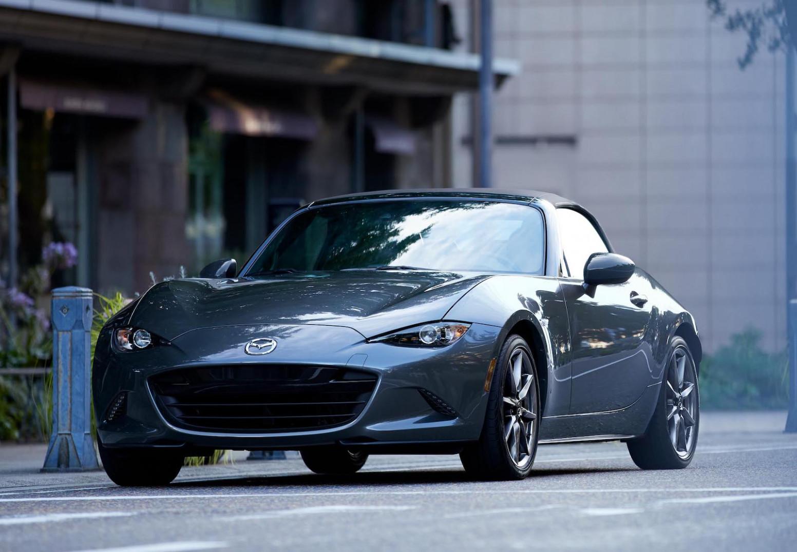 Reviews Mazda Miata Rf 2022