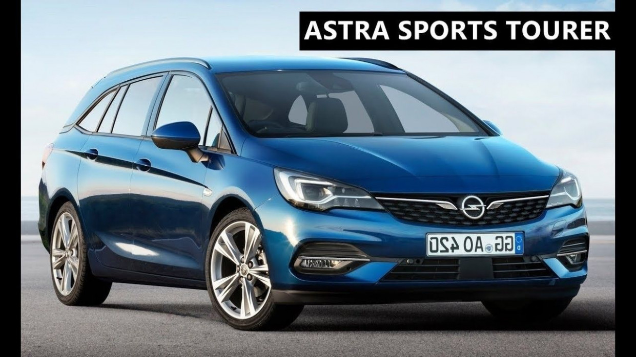 Concept Opel Astra K Sports Tourer 2022