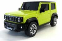 redesign and concept suzuki jimny model