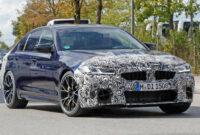 Interior 2022 BMW M5