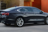 redesign and review 2022 chevy impala ss