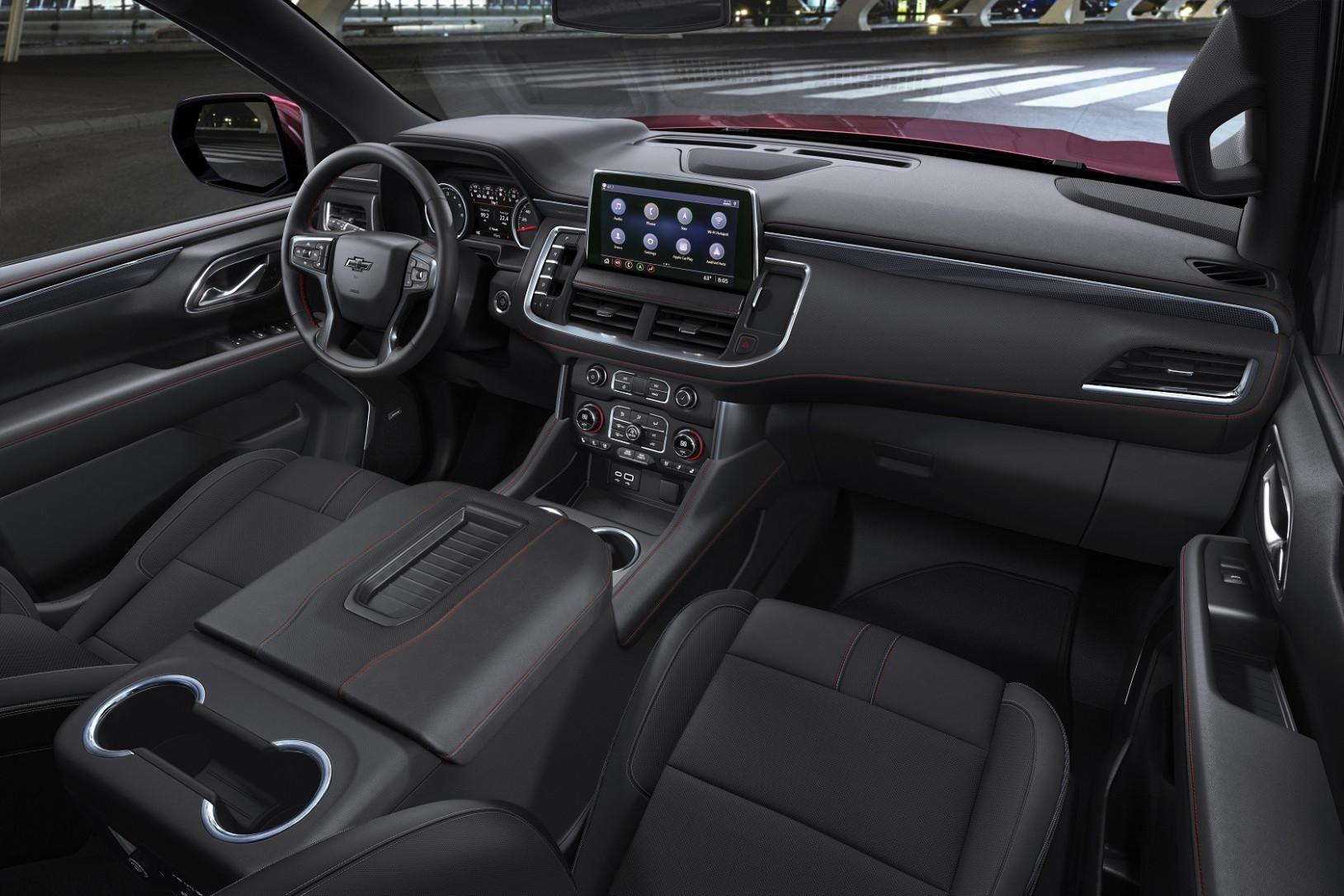 Specs Chevrolet Z71 2022