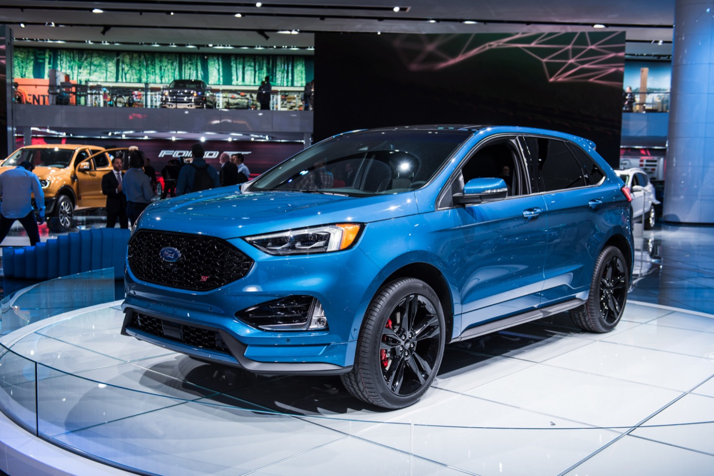 Pricing Ford Edge New Design