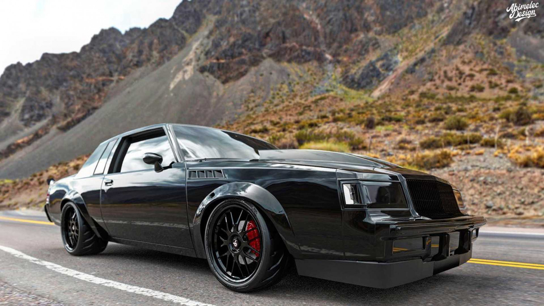 Speed Test Buick Regal Grand National 2022