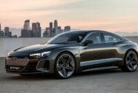 Release 2022 Audi E Tron Gt Price