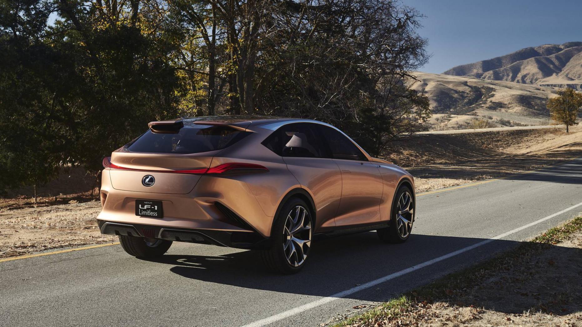 Rumors 2022 Lexus LSs